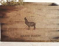 Wakin' Bakin' Proposed Rebrand