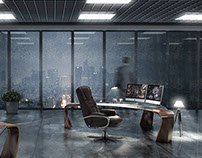 exclusive office space