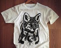 Black Fox T-shirt