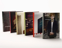 Vue for London Literature Festival 2011 - Book Covers