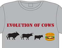 Evolution of cows