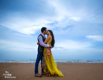 Pre Wedding Shoot@Goa