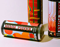 Energy drink package design
