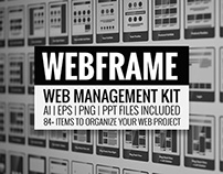 WEBFRAME Site Management Kit