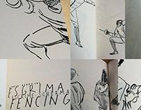 ESGRIMA ESCRIME - SCHERMA FENCING