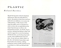 An interesting look at PLASTIC