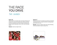 TVC F1-LAUNCH