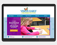 Vision Childcare Site Design & Development