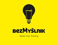 bezMyślnik - Switch Your Thinking
