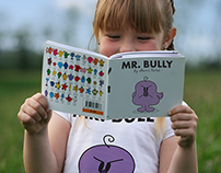 Mr Bully Story Book