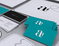 "Brand identity - ""Adria"" Restaurant"