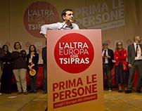 L'Altra Europa con Tsipras / Prima le persone