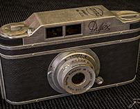 Hungarian Duflex Camera 1950