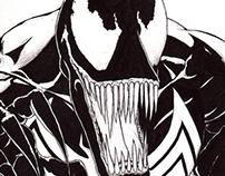 Venom, biro.