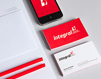 Integral Electrical Solutions Branding