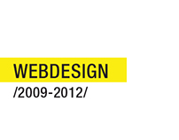 Web design selection