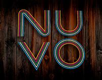 Nuvo Beauty Studio Identity