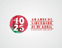 40 Anos de Liberdade - 25 Abril