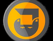 Jiffster (DJ) Logo Design