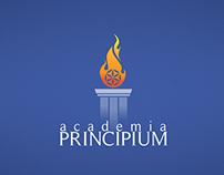 Academia Principium (logo design & branding)