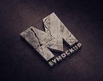 Free Mystic Logo Mockup