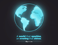 TI Sparkle - Printed Invitation for ITW