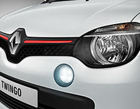 Renault Twingo - Full CGI