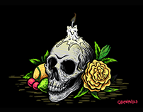 Bodegón / Día de Muertos