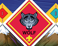 Cubscouts Troop Banner