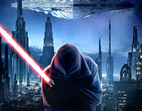 STAR WARS VII - TEASER KEY ART POSTER