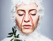 Blood Tears of A Dove