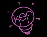 Logo Design Leo KEF