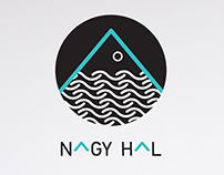 A Nagy Hal restaurant identity