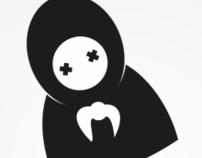 Meatryoshka bloody logo