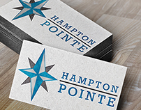 Hampton Pointe - Logo Design