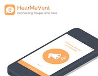 HearMeVent Mobile Application