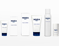 NIVEA Rebranding