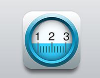 Measurement App icon