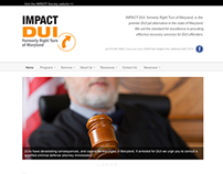 DUI Impact - WordPress Build