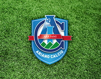 Logo for Ariano Calcio 1946