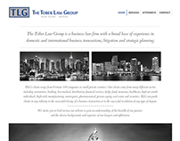 Tober Law Group - WordPress