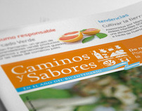 Diario Clarín | Suplemento Caminos y Sabores