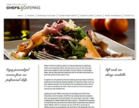 Table 3 Chefs & Catering - WordPress
