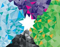 Winner poster for Danish Entrepreneurship Award 2014