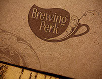 Brewing Perk ~ Coffee Shop