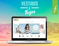Website Verano Falabella