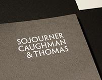 Sojourner Caughman & Thomas Brand Identity