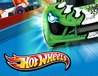 Hotwheels MPV | Grendene Kids