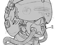 Marathon: Mjolnir Cyborg Helmet
