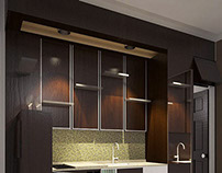 Pantry and Wardrobe , Business Hotel